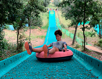 Tubby Slide per a nens